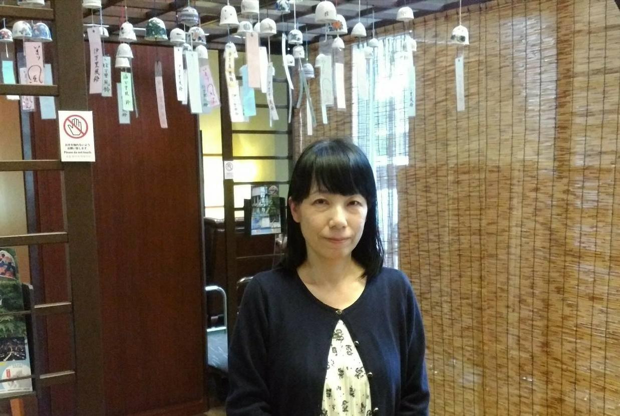 福岡のホテルで