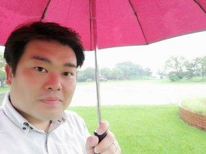 雨の撮影会1