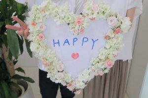 またまたご成婚です。こんなに素敵な方と結婚が決まってとても幸せです(*´▽`*)